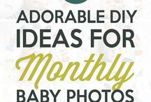 Creative Baby Photo Ideas