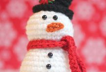 Christmas crochet/haken voor Kerst