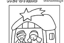 werkboekje kerst groep 3