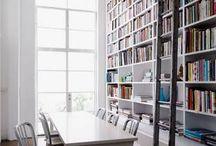 Spaces / Architecture and Interior Design inspiration.