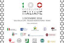 """PREMIO 100 Eccellenze Italiane 2016 / A t Palazzo Montecitorio on December 1st Massimo Simonetti, Interior Designer and owner of Studio Simonetti Srl, received the """"100 ECCELLENZE ITALIANE"""" PRIZE for the interior design category."""