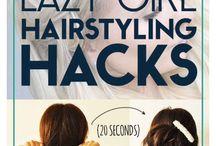 Hair/Makeup/dress
