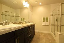 Bathroom / Bathroom installation photos, some by Paradigm Interiors and others that we love.