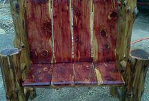 стулья скамейки столы