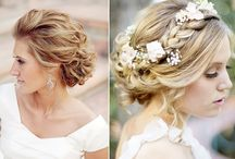 Wedding Hairstyle Ideas for Sis-in-law / Hair Ideas for Wedding
