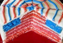 Holidays-4th of July / Food and decorations for the 4th / by Tacey Burnham