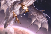 Dragons / by Shell Kolb