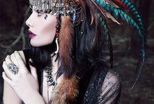 Headdresses insp