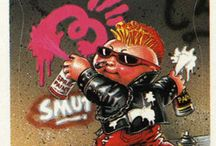 GARBAGE PAIL KIDS / by Pete Blas