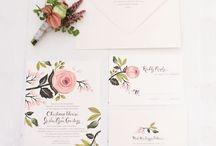 Bodas / Invitaciones de boda