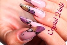 diseños de uñas q me encantan