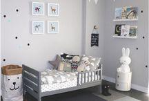 Little girl's non-stereotype room