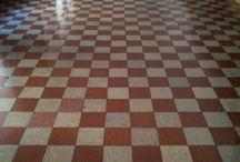 Industrial floor / Industrial floor resurfacing