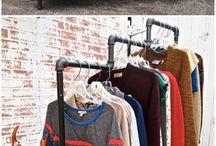 shoe rack+coat hanger