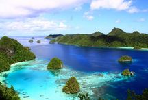 Natural Attractions / Negara Indonesia