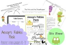 Literacy - Aesop's Fables