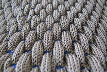 machine knitting techniques