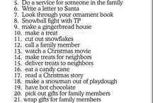 Christmas Ideas / by Melissa Allen