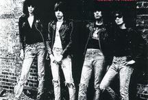 tapas de discos de rock and roll