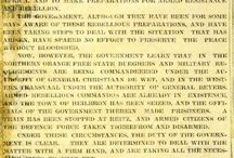The 1914 Rebellion