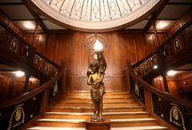Titanic Interiors