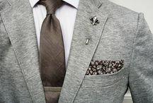 Férfi divat és öltözet.