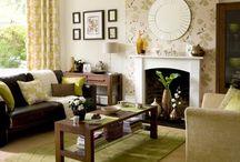 33 Modern Living Room Design Ideas / Original source : RealSimple.com
