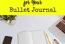 Bullet Journal Ideas I Want To Try