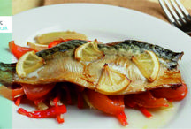 Seafood from Turkey / www.firindabalik.com