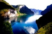 Fjord Norway - worlds most beautiful destination / Nominated the most beautiful destination in the world by National Geographic Traveler.
