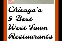 Chicago's 9 Best West Town Restaurants / Best restaurants in West Town, Chicago. Flo, Mexique, A Tavola, West Town Bakery, Charlatan, Cafe Central, Two, The Winchester, Cup & Spoon