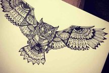 tattooideas / Tattoos for a own workover(individual for every person and no copycats) and some nice ideas for me and everybody.