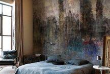 Bedrooms / Bedroom inspiration.