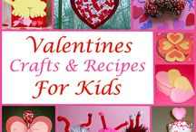 Fun Valenties for the little ones! / by Carolyn Shular