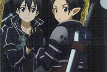 Sword art online / Sword art online is a Japanese light novel series written by Reki Kawahara and illustrated by abec.  A anime television was produced by A-1 Pictures and four video games based on the series have been released on the PlayStation Portable, PlayStation Vita, PlayStation 3, and PlayStation 4.  An animated film titled Sword Art Online The Movie: Ordinal Scale was released in 2017.  https://en.wikipedia.org/wiki/Sword_Art_Online