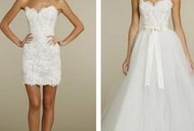 // Wedding Dresses \\ / wedding dress ideas. / by Brittny Habibti