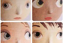 panenky a skřítci