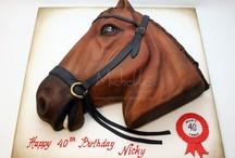 Horse Cake 1