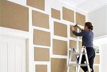 DIY ~ Decorating: Walls