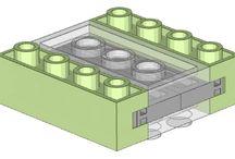 LEGO Techniques / Building techniques / SNOTs