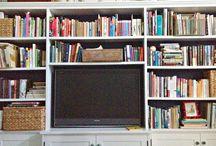 Eplehuset Love for books / Ideas for bookshelves for my precious books
