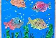 Akwarium plastyka