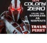 COLONY ZERO / Science Fiction series - hooray!