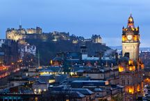 Edimburgo y Glasgow