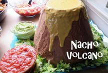 Nacho birthday party theme
