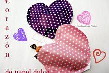 Fiesta bloguera de San Valentín 2,015 / Un reto que organice en mi blog , para las fiestas de San Valentin, con la participación de especiales post , llenos de detalles .