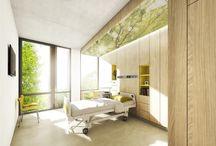 interior | hospital, health service