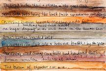 art journals / by Becca Kitamura
