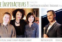InspirAction / CitActions, InspirActeurs, MotivActeurs : dans le doute, écoute tes (d)Role models!