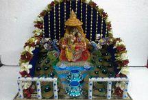 varalakshmi decoration